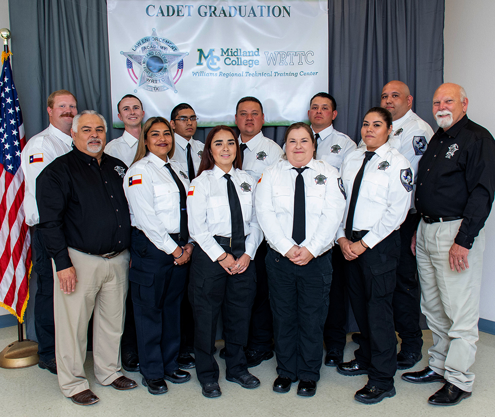 MC WRTTC Law Enforcement Academy graduates